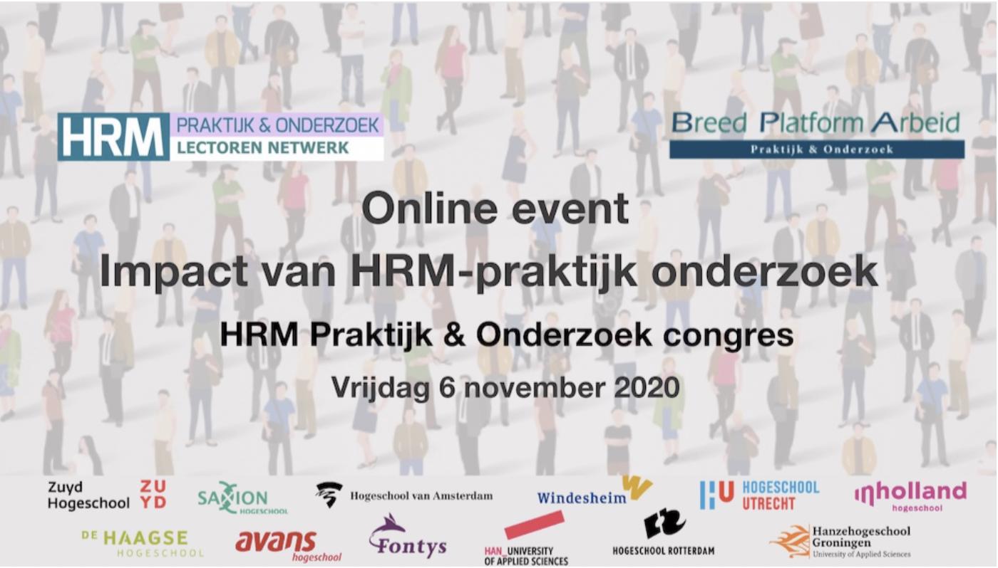 congres HRM-praktijkonderzoek